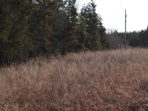 Vacant Land Near Lake Norfork In AR : Norfork : Baxter County : Arkansas