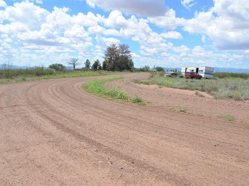 Mbl Home Lot, Power & Water, $100/M : Douglas : Cochise County : Arizona