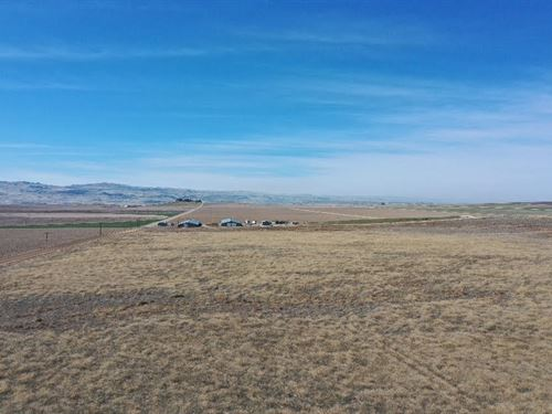 Sky Ranch Road Pasture Land : Nampa : Canyon County : Idaho