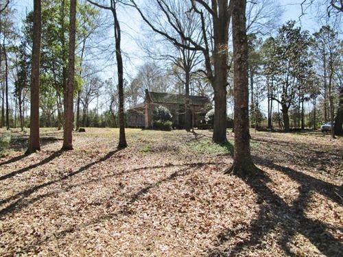 68 Acres Land Homesite For Sale Bro : Brookhaven : Lincoln County : Mississippi