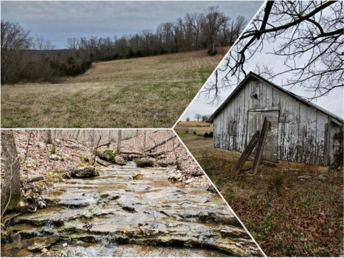 Land for Sale In Ozark County : Thornfield : Ozark County : Missouri