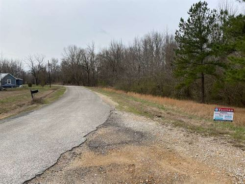 Vacant Land With Mobile Home : Somerville : Fayette County : Tennessee