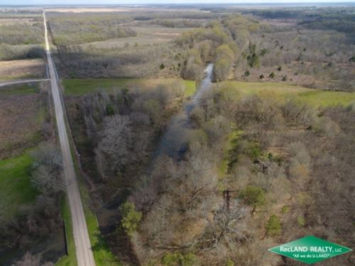 80 Ac, Wooded Tract For Hunting Or : Rayville : Richland Parish : Louisiana