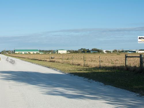 St Lucie L-20, 53 Acres : Fort Pierce : Saint Lucie County : Florida