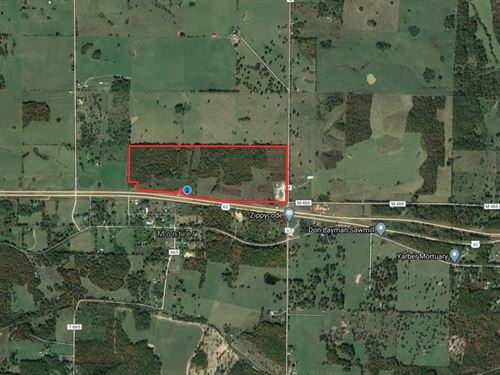 Land for Sale, Great Location : Birch Tree : Shannon County : Missouri