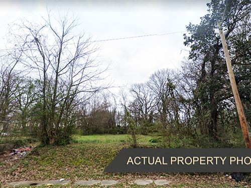 .17 Acre Land for Sale, Memphis, TN : Memphis City : Shelby County : Tennessee