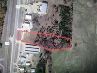 Commercial Development Land : Powderly : Lamar County : Texas