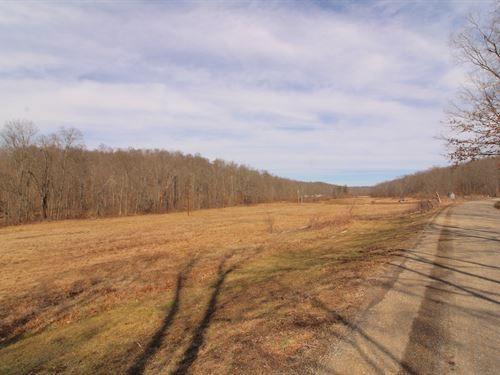 Baker Rd, 27 Acres : Frazeysburg : Muskingum County : Ohio