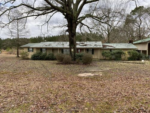 1,900+ Sqft Home Johnsville, AR : Hermitage : Bradley County : Arkansas