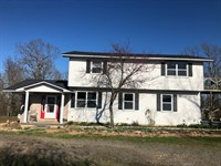 Country Home & Hobby Farm : Leslie : Searcy County : Arkansas