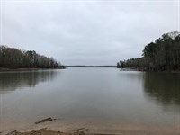 Lake Access Lot Buggs Island Lake : Clarksville : Mecklenburg County : Virginia