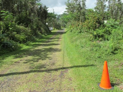 Hawaii, Near Hilo, 0.18 Acre : Pahoa : Hawaii County : Hawaii