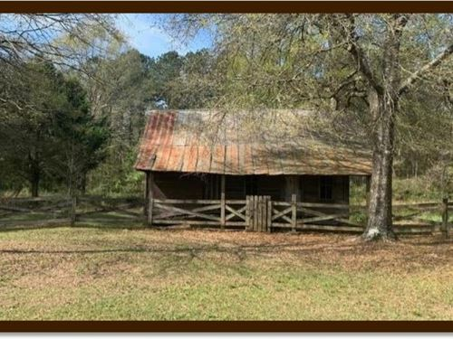 30 Acres In Lawrence County In Silv : Silver Creek : Lawrence County : Mississippi