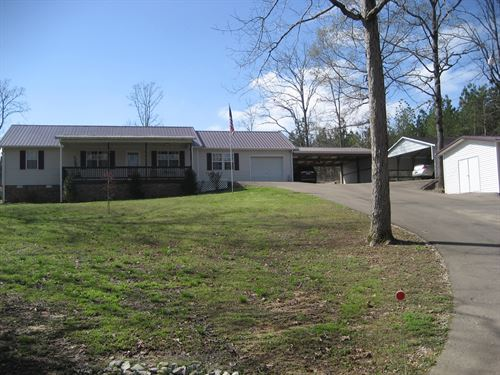 3 Bedroom Home TN Lake Access : Selmer : McNairy County : Tennessee