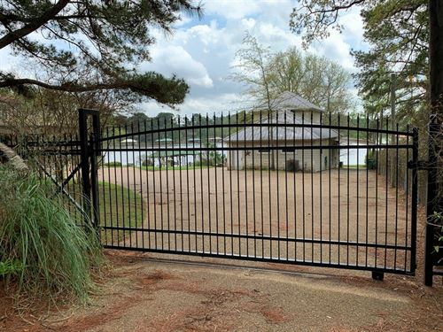 Gated, Two-Home, Waterfront : Frankston : Henderson County : Texas