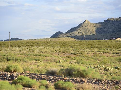 One Acre Lot in Deming Ranchettes : Deming : Luna County : New Mexico