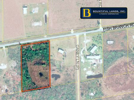 Pinecrest Farms I 2.5 Acres $29,990 : Zolfo Springs : Hardee County : Florida