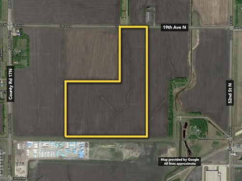 Prime Development Property : West Fargo : Cass County : North Dakota
