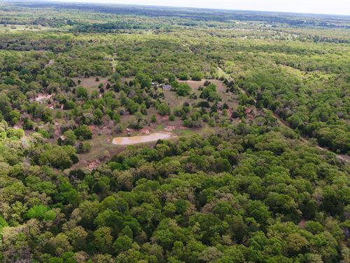 Excellent Recreational Ranch : Rockdale : Milam County : Texas