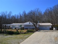 Home on 15 Acres For Sale in Willi : Williamsville : Butler County : Missouri