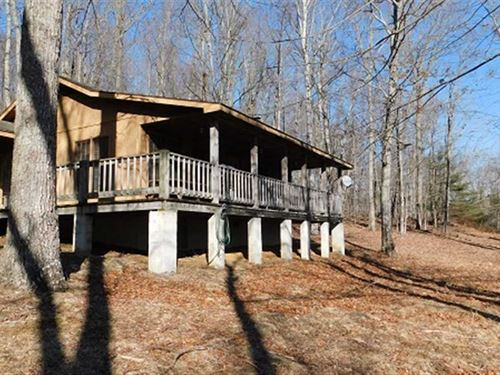 69 Acres of Hunting And Recreation : Willis : Floyd County : Virginia