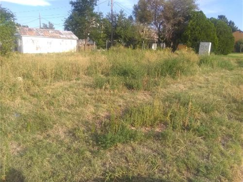 Vacant Corner Infill Lot : Borger : Hutchinson County : Texas