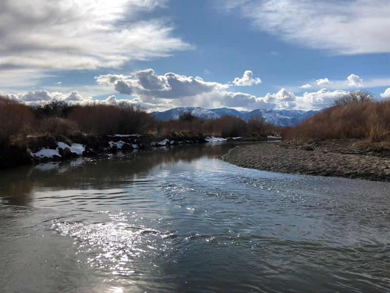 Riverfront/Recreational Land Water : Smith : Lyon County : Nevada