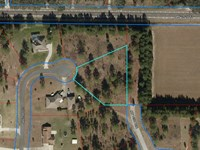 1 Acre Lot Buck Bay Subdivision : Chiefland : Levy County : Florida