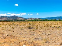 Lot Near River with Mountain Views : Cap : Conejos County : Colorado