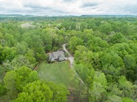 Good Looking Home on 14.33 Acres : Spring Hill : Williamson County : Tennessee