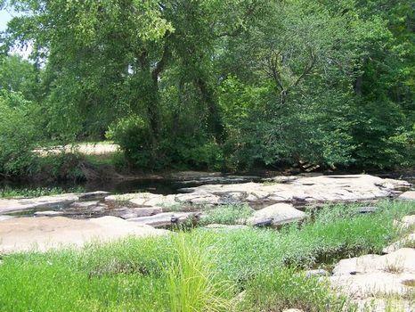 Tallapoosa River Fish Camp & Island : Wadley : Randolph County : Alabama