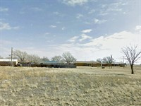 Cleared Rural Residential Homesite : Tulia : Swisher County : Texas
