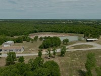 Oklahoma Country Home Wooded : Wilson : Carter County : Oklahoma