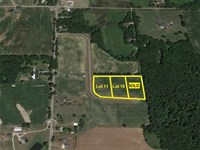 3.21 Acre Parcel in Gregory, Sale : Gregory : Livingston County : Michigan