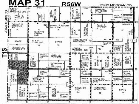 619.6A CRP - Adams Co (L1334) : Woodrow : Washington County : Colorado