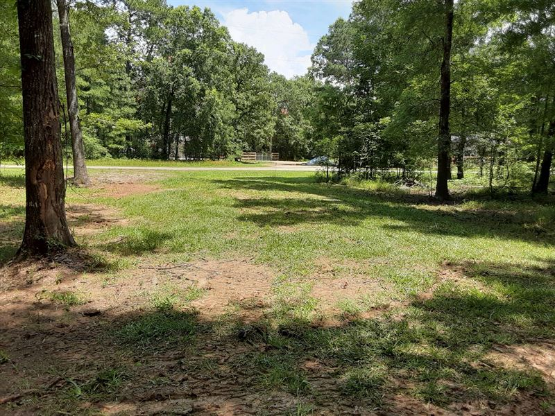 RV Double Lot with Utilities : Livingston : Polk County : Texas