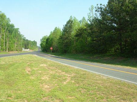 Mc Bane Tract : Pittsboro : Alamance County : North Carolina