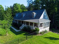 Country Home Acreage Pinnacle NC : Pinnacle : Stokes County : North Carolina