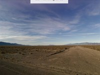 2.5 Acres Only $1Dm, $199/Mo : Pahrump : Inyo County : California