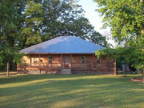 Beautiful 4 Bed Home and Farm : Daviston : Tallapoosa County : Alabama
