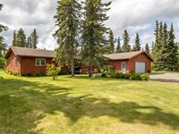 Ranch Style Home in Vip Subdivisio : Kenai : Kenai Peninsula Borough : Alaska