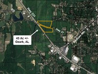 Hwy 231 Investment Property : Ozark : Dale County : Alabama