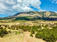 Ranch with County Road Frontage : Walsenburg : Huerfano County : Colorado