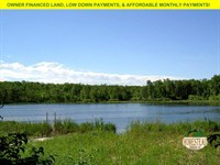 Beautiful Parcel with Frontage : Lengby : Polk County : Minnesota