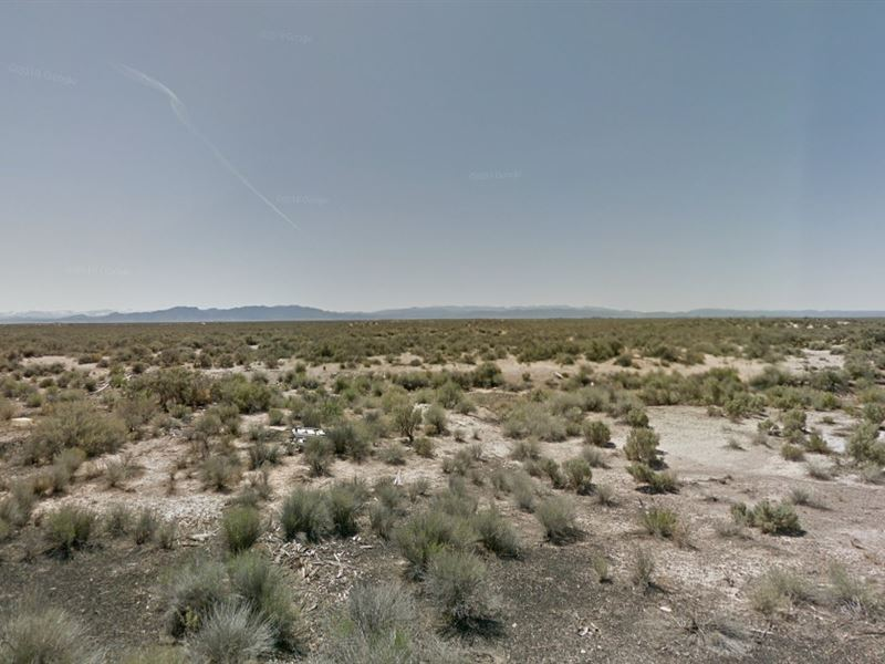 .16 Acre Lot in Iron County : Beryl Junction : Iron County : Utah
