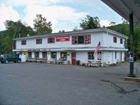 Country Store Close To Park : Mouth Of Wilson : Grayson County : Virginia