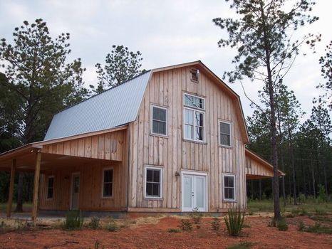 Custom Home on 15+ Acres : Waverly : Tallapoosa County : Alabama