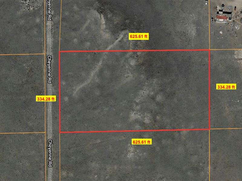 5.03 Acre Land for Sale Hartsel, CO : Hartsel : Park County : Colorado