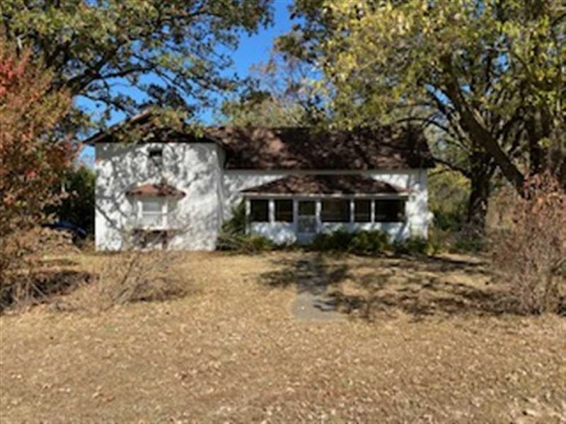 Price Reduction, House And 5 Acre : Niangua : Webster County : Missouri