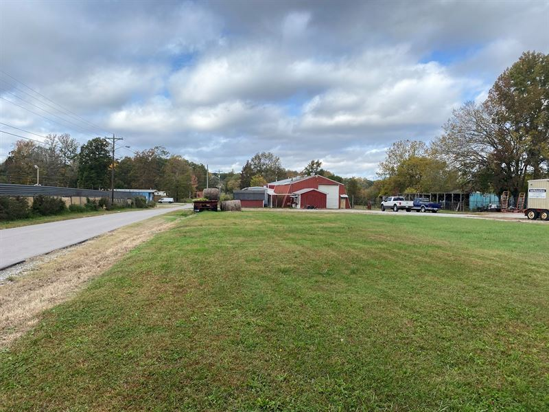 Commercial Property Lawrenceburg : Lawrenceburg : Lawrence County : Tennessee